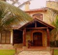 Beachfront house for sale near San Jacinto, Ecuador