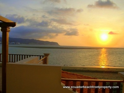 Waterfront Property For Sale In Ecuador