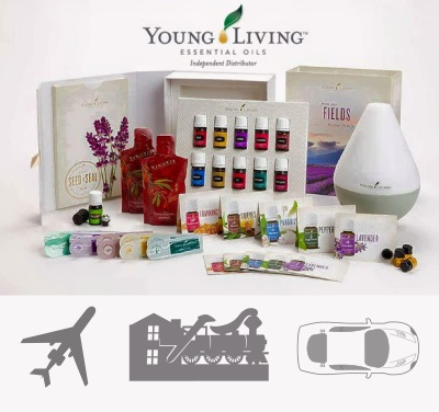 Essential Oils Travel Toolkit