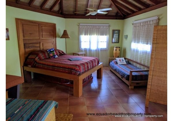 canoa ecuador beachfront real estate