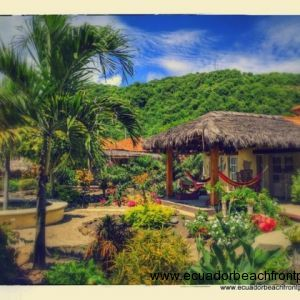 SOLD  -  Beachfront Estate with Multiple Guesthouses