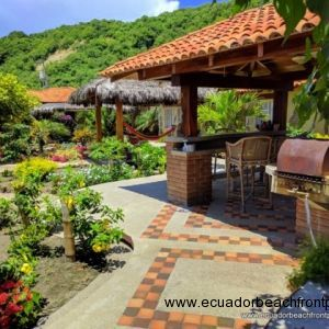 Spanish tile roofs and classic tilework detailing