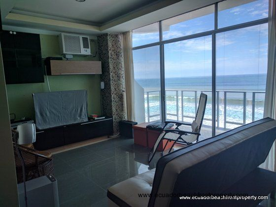 Ecuador Real Estate - Beachfront Condo
