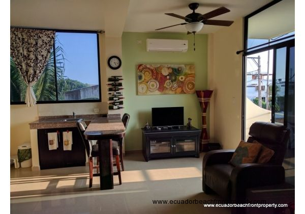 2nd floor oceanview condo is ready for move-in or to rent out