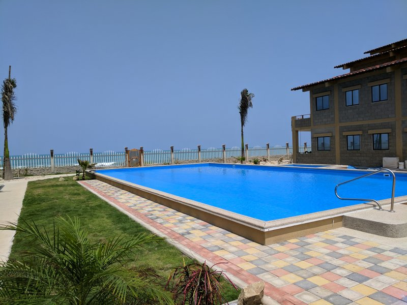 Condo for rent on the beach in Ecuador