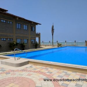 60 foot oceanfront swimming pool