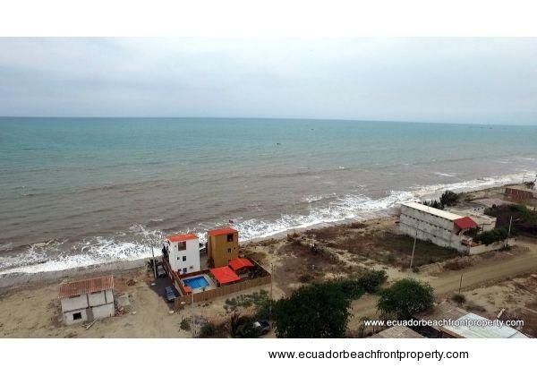 Crucita Ecuador Beachfront Lot