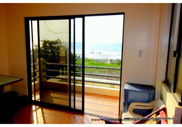 Third floor balcony