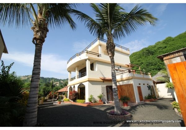 SOLD!  - Tropical Oasis by the Beach