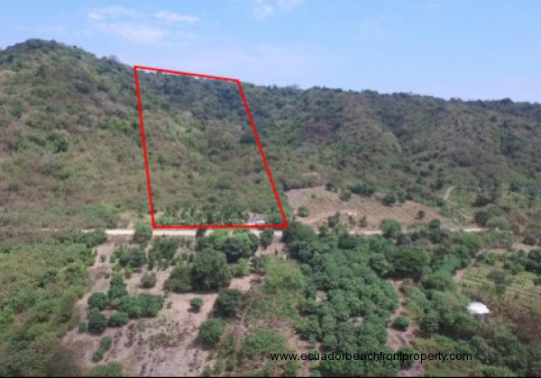 7.2 Hectare Ranch Land with Ocean Views