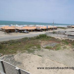 Beachfront Lot 98 ft wide x 82 ft deep