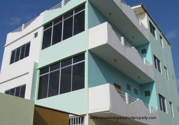 4-Story Oceanview Condo Complex