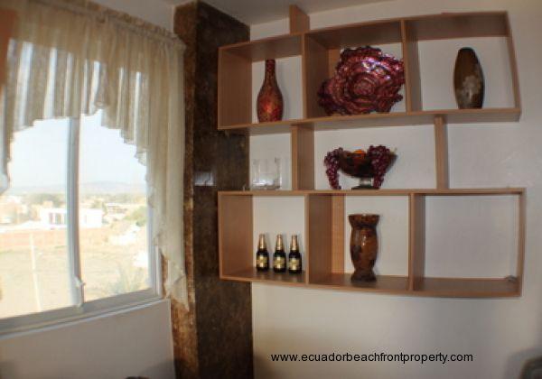 Shelves and decorative storage