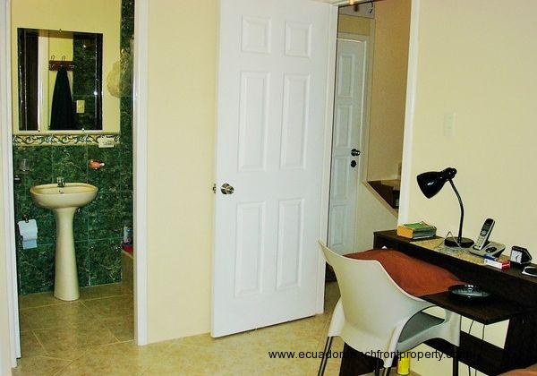 Bedroom #1 with Ensuite bath.