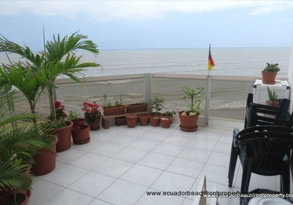 Beachfront Bahia Condo