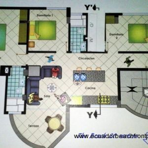 3 bedroom 2 bath floor plan