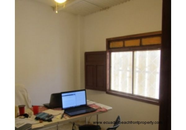 3rd bedroom, which is currently used as an office