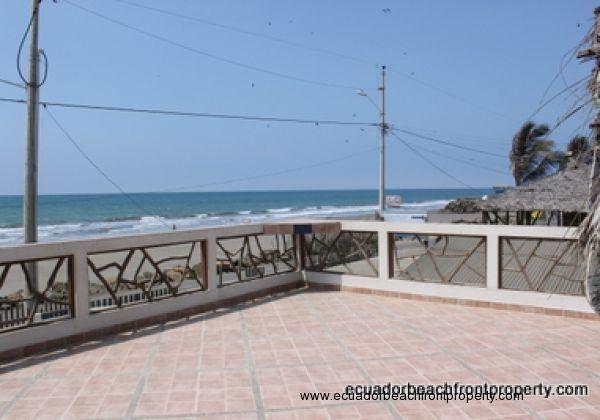 190 sq ft oceanfront terrace