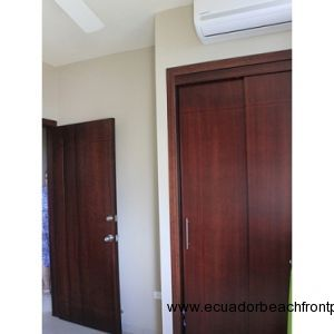 AC and closet