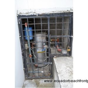 Water pump system and whole house water filtration system