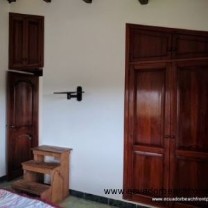Beautiful cabinetry and doors