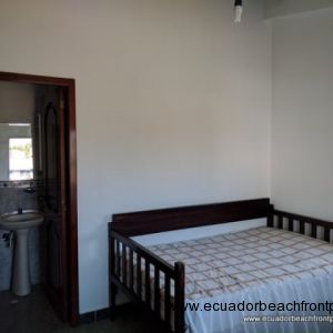 Second bedroom also has its own full bath