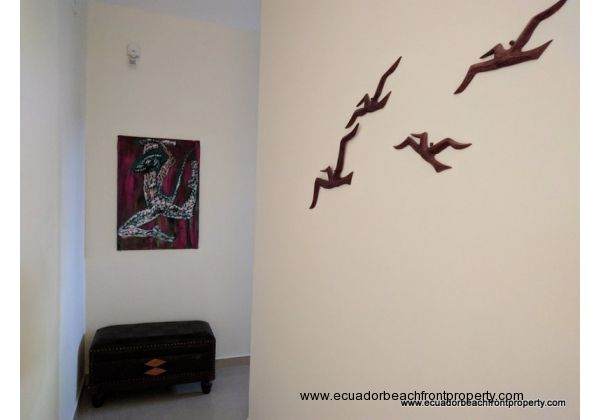 Condo comes with all artwork as well