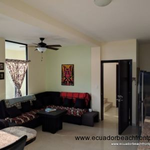 Entrance into the 2nd floor condo for sale