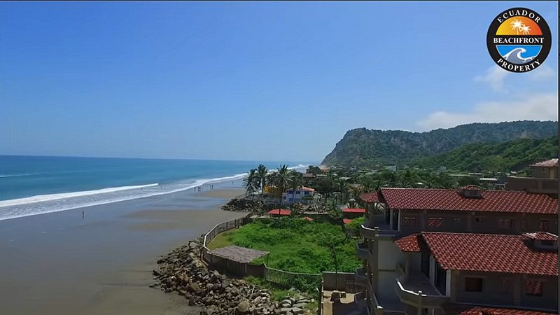 Weekly and monthly rentals in San Clemente, Ecuador