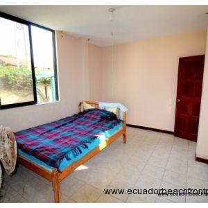Caretakers quarters or guest room