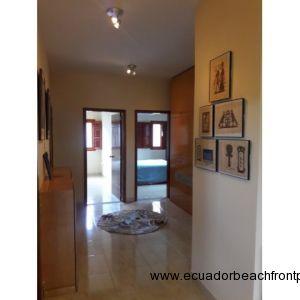 Hallway towards bedrooms
