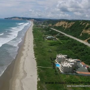 Major Price Drop - High End Canoa Beachfront Condo