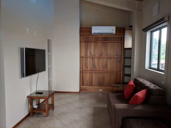 Oceanfront condo for rent in Ecuador