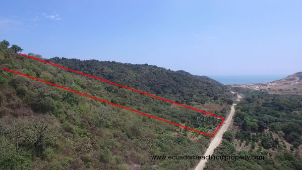 Pajonal Ranch Property near the beach