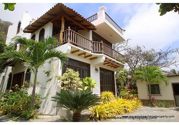 Waterfront oasis for sale in Ecuador