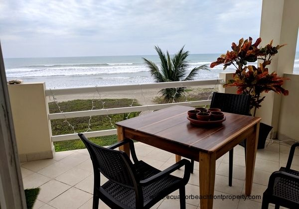 - SOLD - Whole-Floor Penthouse Beachfront Dream
