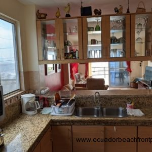 Laundry room and storage pantry