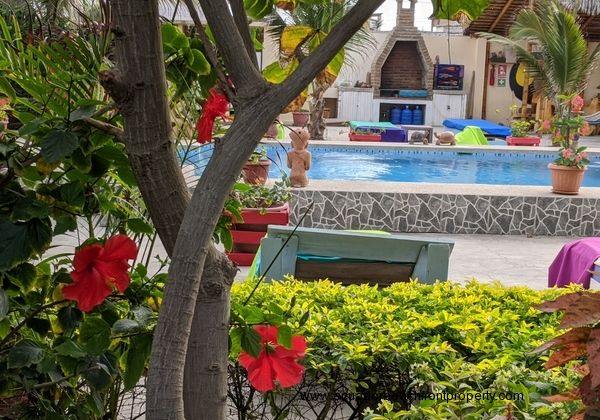 Hotel in Ecuador for sale on the beach