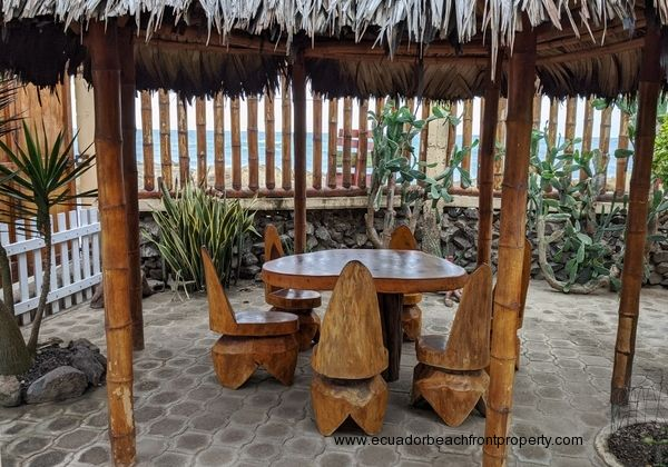 Successful hotel business for sale on the beach in Ecuador