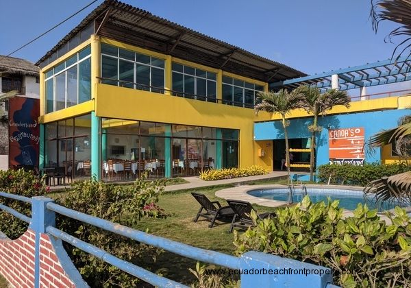 Canoa Beachfront Hotel - Fully Operational