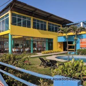 Canoa Beachfront Hotel - Fully Operational