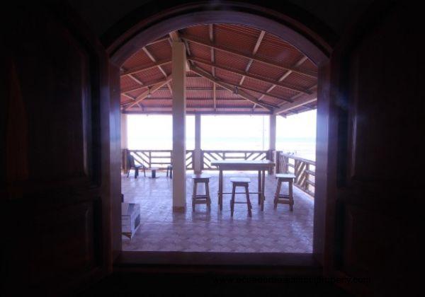 Bonus room Bar open to terrace