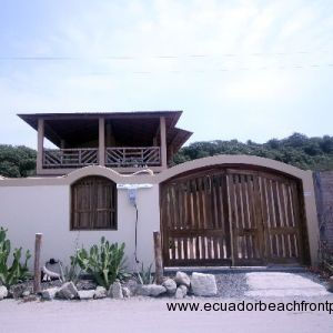Tres Arcos Beachfront Home