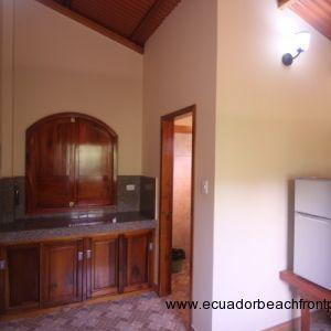 Bonus room upstairs with mini-fridge
