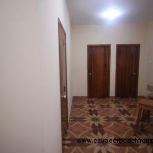 Hallway and bedroom doors
