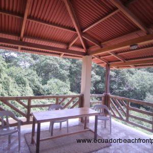 Rooftop terrace Mangrove views