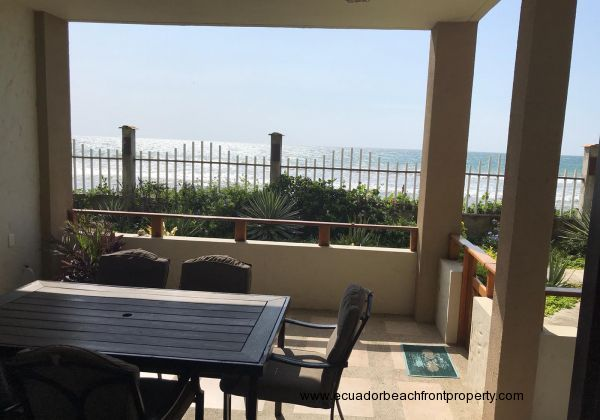 beachfront condo in San Clemente