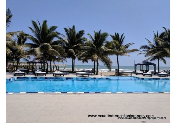 Vistazul condo owners have pool and beach access