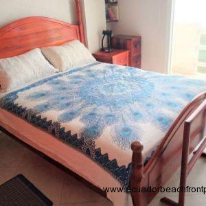 Master Bedroom with access to beachfront balcony