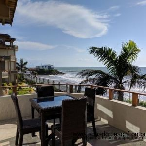 Enjoy oceanfront dining